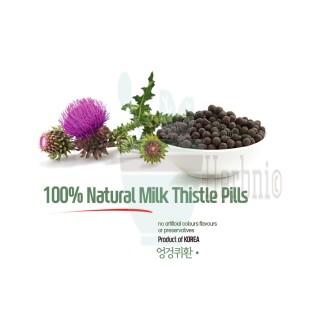 Natural Milk Thistle Pills 5oz