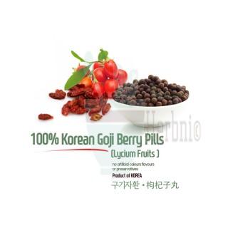 Natural Goji Berry Pills 5oz