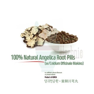Natural Blood Tonic Angelica Root Pills