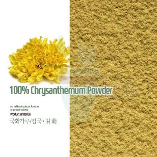 100% Chrysanthemum Powder (Organic)