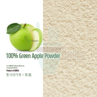 100% Natural Green Apple Powder