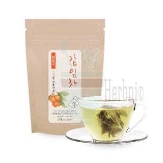 [Pyramid Teabags] Persimmon Leaf Tea