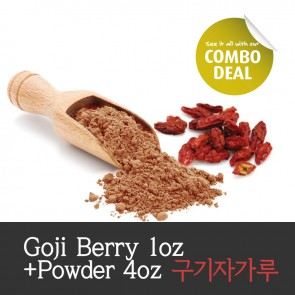 Korean Goji Berry Combo [Save $5.25]