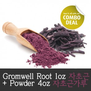 Gromwell Root Combo [Save $5.20]