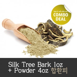 Silk Tree Bark Combo [Save $2.75]