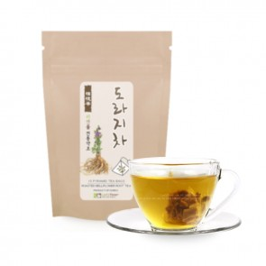 [Pyramid Teabags] Platycodon Root  Tea