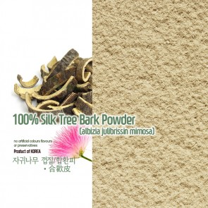 100% Natural Silk Tree Bark Powder