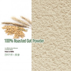 100% Natural Korean Oatmeal Powder