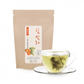 [Pyramid Teabags] Persimmon Leaf Tea