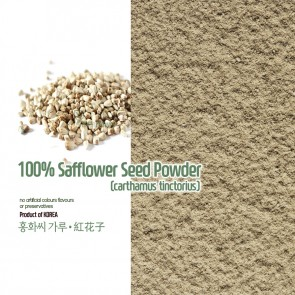 100% Natural Bone Health Safflower Seed Powder