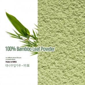 한국산l 대나무잎 가루