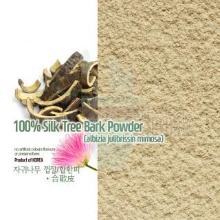 100% Natural Silk Tree Bark Powder
