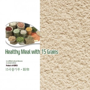 100% Natural Healthy Meal with 15 Grains