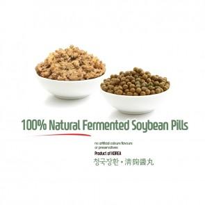 Natural Korean Fermented Soybean Pills 5oz