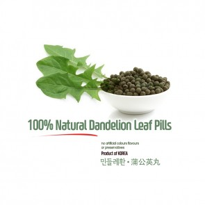 Natural Dandelion Pills 5oz