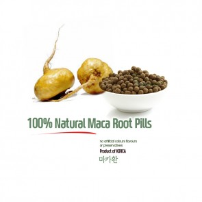 Natural Maca Root Pills 5oz