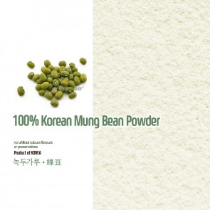 100% Korean Mung Bean Powder