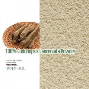 한국산l 더덕 가루