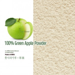 한국산l 풋사과 가루